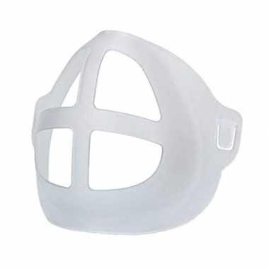 1x kunststof inzetstukken voor mondkapjes masker
