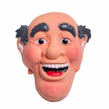 Abraham verjaardag masker 3D
