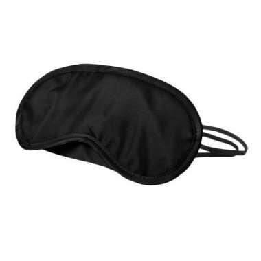 Blinddoek voor pinata zwart masker