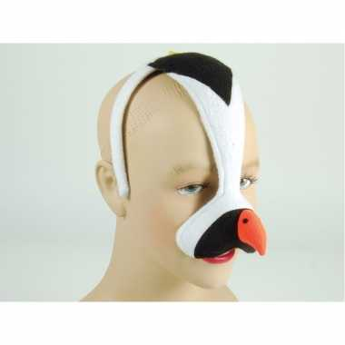 Dierenmaskers pinguins