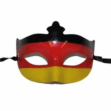 Duitse vlag oogmasker