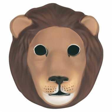 Feestmasker leeuw voor kinderen