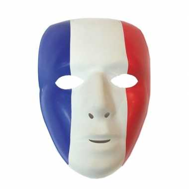 Franse vlag masker