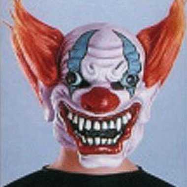 Halloween masker enge clown