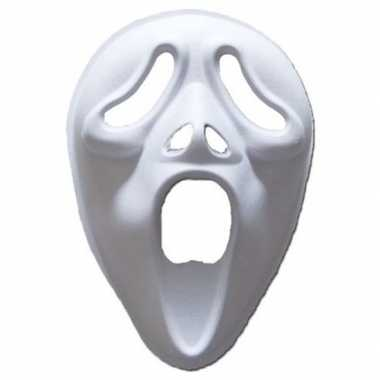 Halloween maskers Screamer