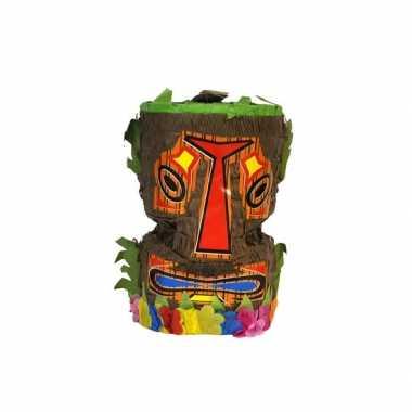 Hawaiiaanse pinata masker