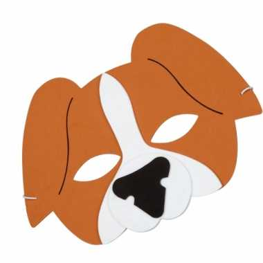 Honden gezichtsmasker