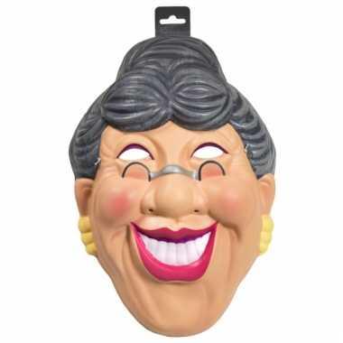 Sarah oude man masker