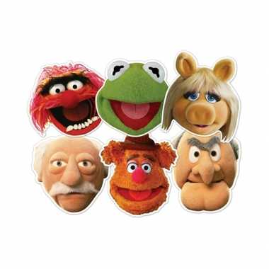 The Muppets kids maskers