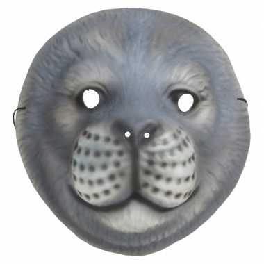 Verkleed zeehond masker