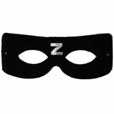 Zorro oogmasker voor kinderen