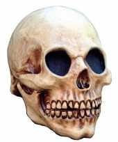 Skelet maskers schedel