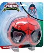 Spiderman zwemmasker duikbril voor kinderen